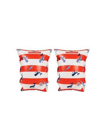 The Swim Essentials Rękawki do pływania 0-2 lata Wielorybki 2020SE166