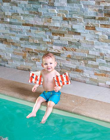 The Swim Essentials Rękawki do pływania 2-6 lat Wielorybki 2020SE152
