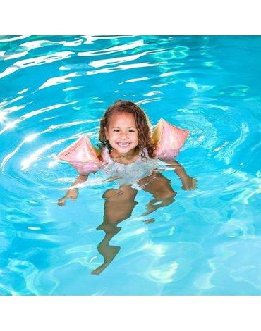 The Swim Essentials Rękawki do pływania 2-6 lat Pastelowa Zebra 2020SE121