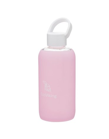 Eco Viking Pure Water Lavender Szklana Butelka Nawadniająca dla Mam