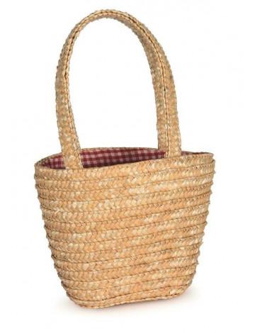 Torebeczka wiklinowa dla dziecka, shopper bag | Egmont Toys®