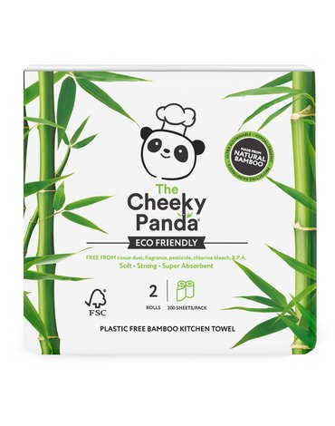 Cheeky Panda, Ręcznik kuchenny, 2 rolki
