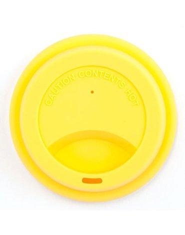 Jack N'Jill, Silikonowa nakładka na kubek, Żółta