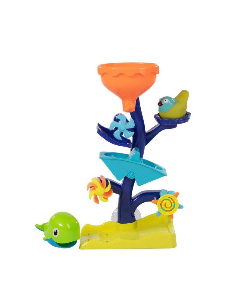 Bo Jungle - B-Koło wodne młyn do kąpieli dla dzieci