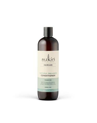Sukin, NATURAL BALANCE Odżywka normalizująca, 500ml