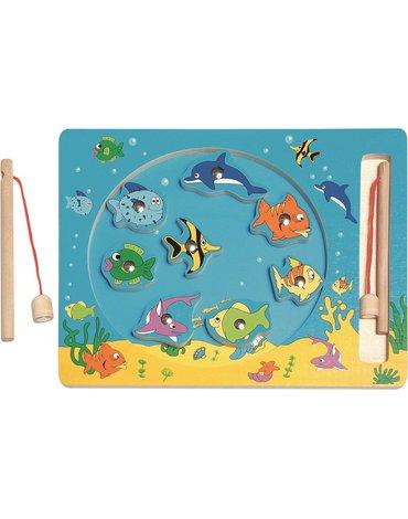 Woody - Gra magnetyczna morskie wędkowanie