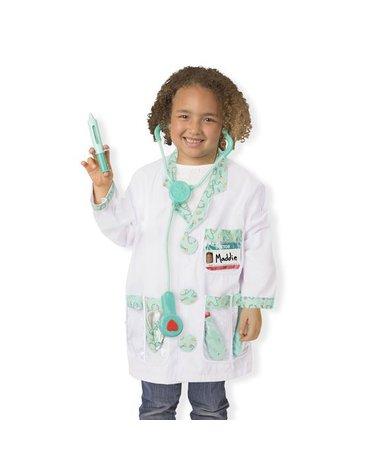 Melissa&Doug® - Przebranie lekarz - zestaw do zabawy