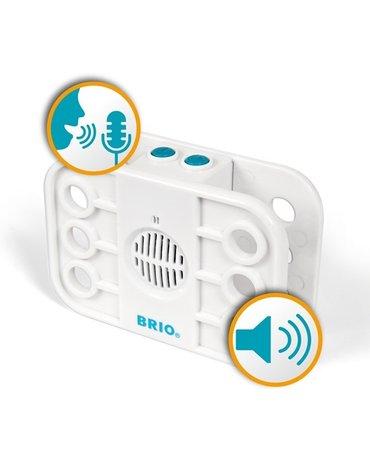 BRIO Builder Zestaw z Rejestratorem Dźwięk