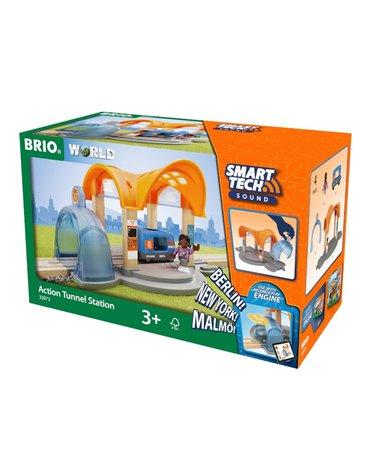 BRIO World Smart Tech Stacja Kolejowa