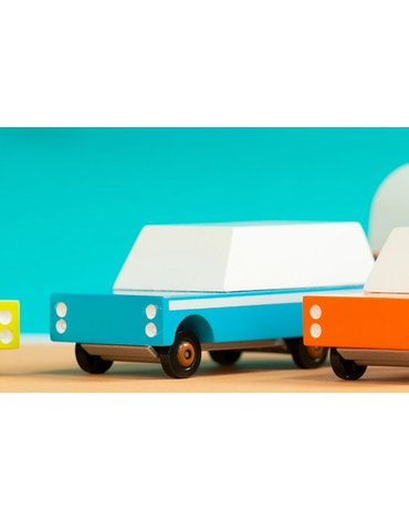 Candylab Samochód Drewniany Mississipi