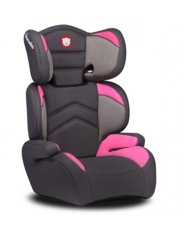 Lionelo Fotelik samochodowy Lars Candy Pink