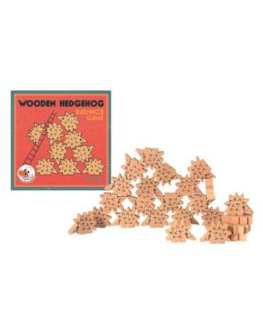 Drewniana gra zręcznościowa, równoważnia Jeżyki   Egmont Toys®