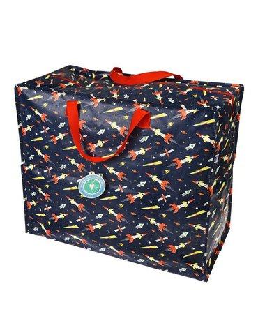 REX LONDON - Torba do przechowywania Jumbo Bag, Kosmos