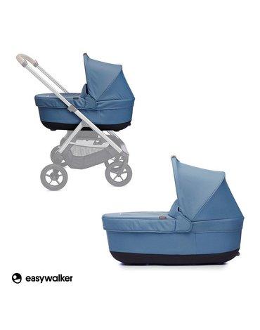 Easywalker Mosey+ Gondola do wózka Steel Blue