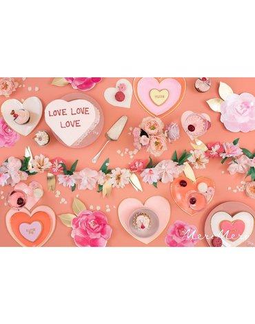 Meri Meri - Girlanda Bukiet kwiatów Rose