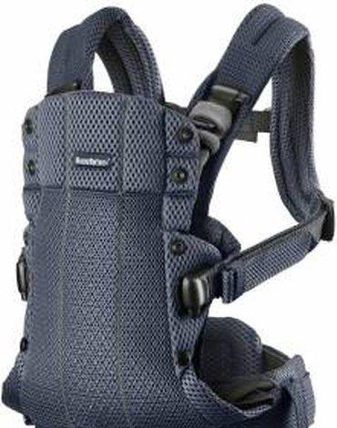 BABYBJORN - nosidełko Harmony 3D Mesh, Antracyt