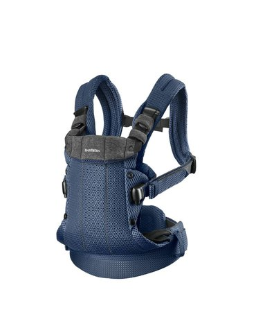 BABYBJORN - nosidełko Harmony 3D Mesh, Granatowy