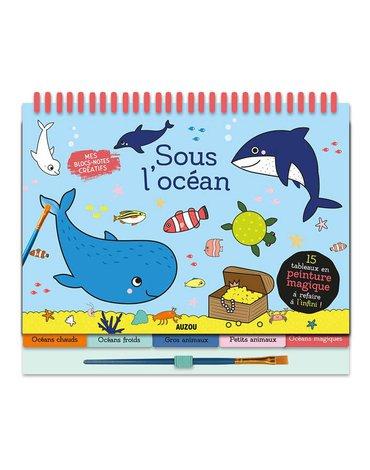 Auzou Kolorowanka wodna Ocean 95597