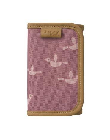 FRESK - Wallet billfold Birds