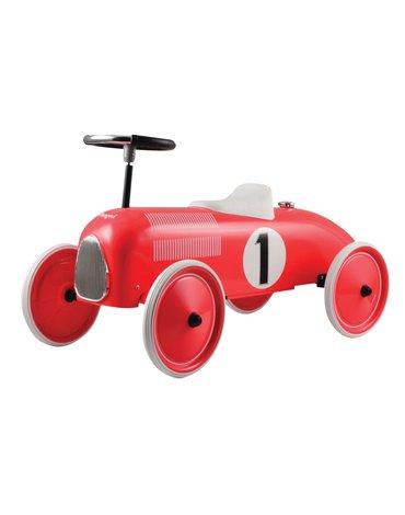Magni - Metalowy Czerwony jeździk - ekologiczny
