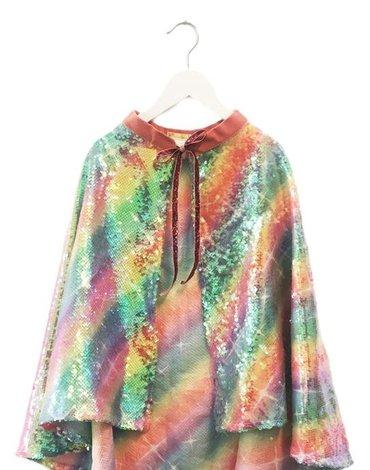 Peleryna wróżki Rainbow