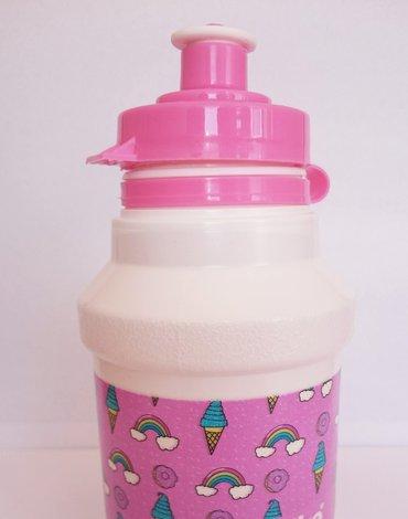 Bidon dla dzieci BOBIKE Pop pink