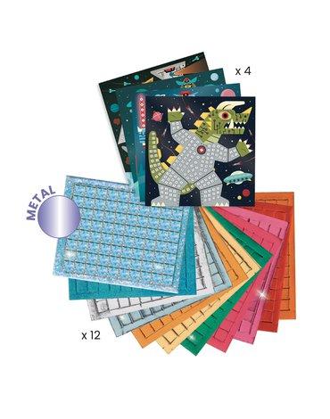 Djeco - Mozaika BITWA KOSMICZNA DJ09424