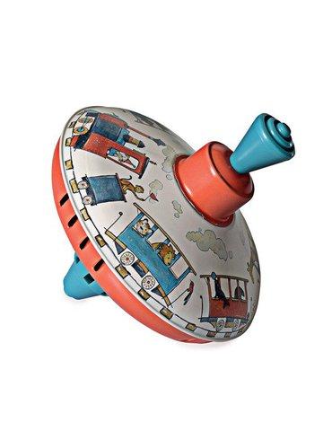 Bączek metalowy do zabawy, Pociąg | Egmont Toys®