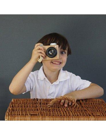 Aparat drewniany do robienia zdjęć - kalejdoskop | Egmont Toys®