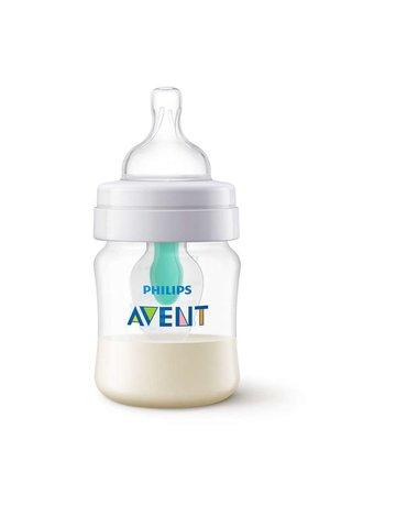 Avent - Butelka Anti-colic 125ml z nakładką Air Free™