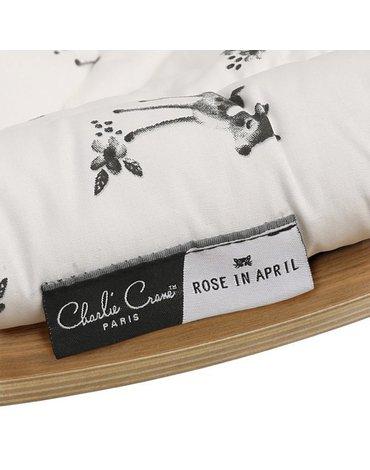 Charlie Crane Siedzisko do leżaczka Levo Rose in April Fawn