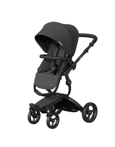 Wózek spacerowy Mima Xari Sport - Black/Charcoal