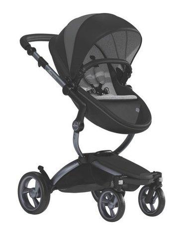 Zestaw kolorystyczny do wózka Mima Xari - London Grey