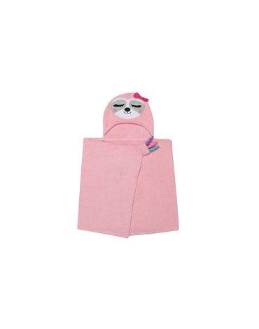 Zoocchini Ręcznik dla Dziecka z Kapturem Leniwiec