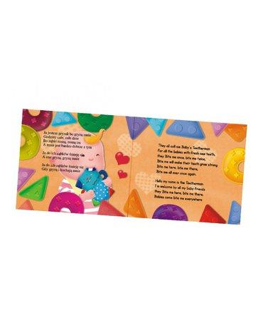 K's Kids - Pani Szeleścik (Ms Crinkle) - zabawka, książeczka, płyta DVD, płyta CD