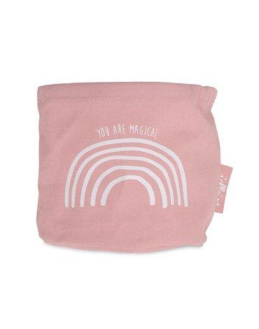 Jollein - Baby & Kids - Jollein - Organizer na pieluszki Tęcza Rainbow Blush Pink