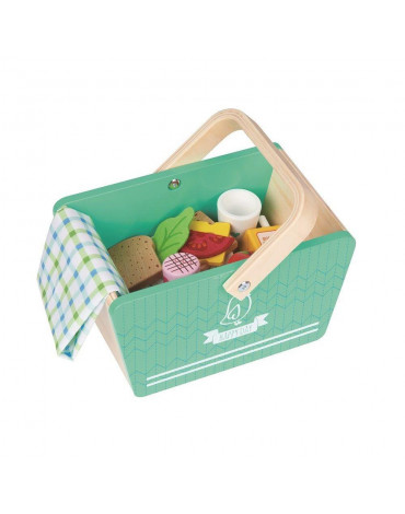 Lelin - Zestaw piknikowy miętowy