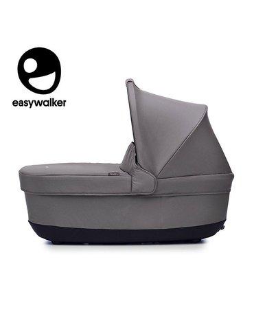 Easywalker Mosey+ Gondola do wózka Pebble Grey