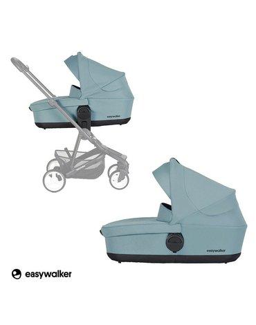 Easywalker Charley Gondola do wózka Glacier Blue (zawiera osłonkę przeciwdeszczową)