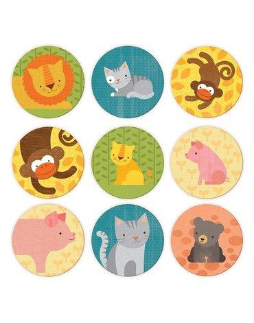 Petit Collage Gra Memory Zwierzęta
