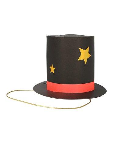 Meri Meri - Czapeczki urodzinowe - kapelusze Abrakadabra
