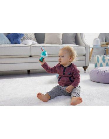 Tiny Love Wonder Buddies - Mały Odkrywca Królik Thomas - zabawka interaktywna