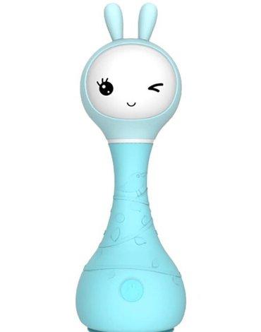 Alilo Króliczek Smarty Bunny - niebieski