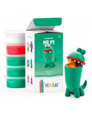 TM Toys - Hey Clay - potwór Mr. Pi