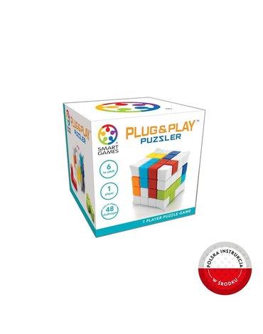 Smart Games Plug & Play Puzzler (PL) IUVI Games