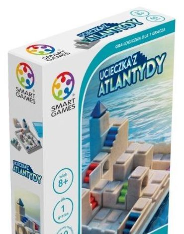 Smart Games Ucieczka Z Atlantydy (PL) IUVI Games