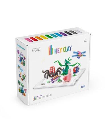 TM Toys - Hey Clay - zestaw Robaczki