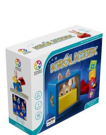 Smart Games Króliczek (PL) IUVI Games