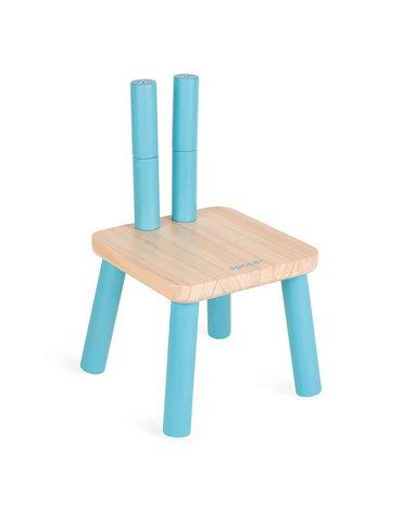Drewniane progresywne krzesełko 18 m+, Janod