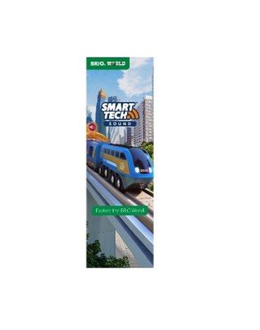 BRIO POS - Plakat Kartonowy Stojący Smart Tech